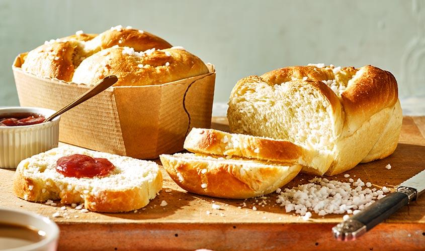 Sladice/Torte in sladice Kruhek s sladkorčki bofrost